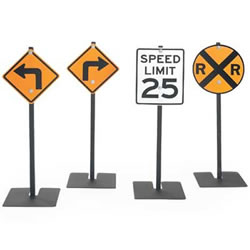 Traffic Signs Set B