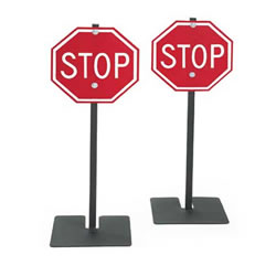 Stop Signs (Set of 2)