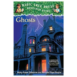 Magic Tree House Research Guide #20: Ghosts - Paperback
