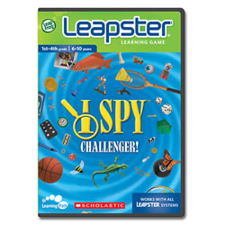 LeapFrog™ Leapster2 Learning Game Scholastic I Spy
