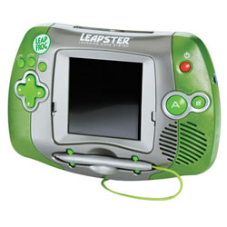 Leapster 2 Green Handheld Game System