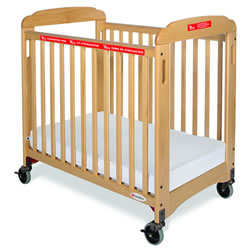 First Responder Evacuation Crib