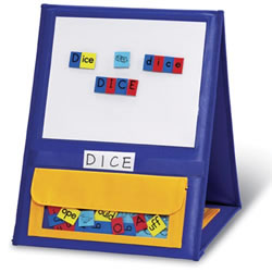 Magnetic Tabletop Pocket Chart