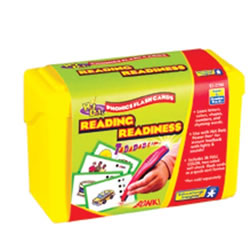 Hot Dots® Phonics Readiness Set 1