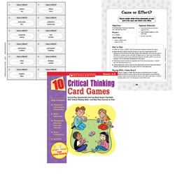 10 Critical Thinking Card Games