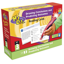 Drawing Conclusions/Predictions Hot Dots®