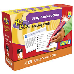 Using Context Clues Hot Dots®