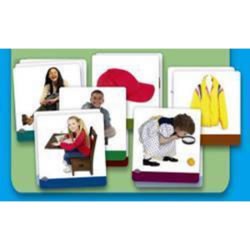 Smart Talk™ Animals And People Cards