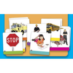 Smart Talk™ School And Community Cards