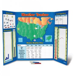 Learning Resources Weather Tracker