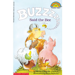 Buzzzz Said The Bee (Paperback)