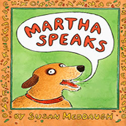 Martha Speaks (Paperback)