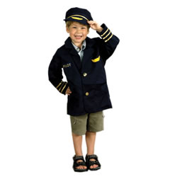 Airline Pilot Outfit