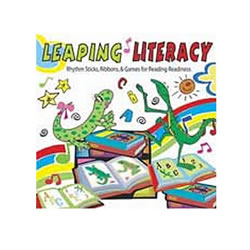 Leaping Literacy CD