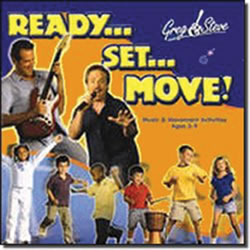 Ready Set Move CD