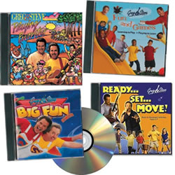 Greg & Steve CD Collection (Set Of 4)