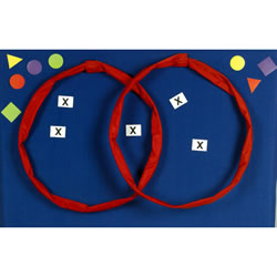 Mini Hoops Set of 2