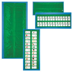 Flashcard Pocket Chart