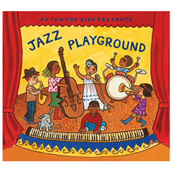 Jazz Playground CD
