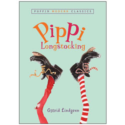 Pippi Longstocking - Paperback
