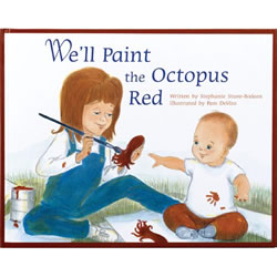 We'll Paint The Octopus Red (Hardback)