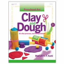 Preschool Art Clay and Dough
