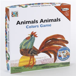Animals Animals Colors Game