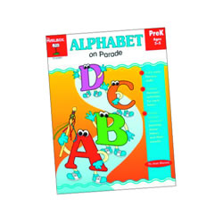Alphabet on Parade