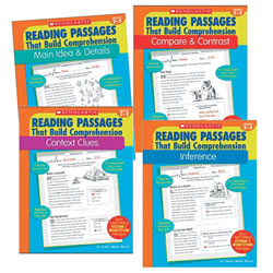 Reading Passages That Build Comprehension Grades 2-3