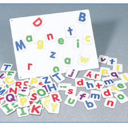 Upper And Lower Case Magnetic Letters
