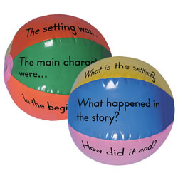 Guided Reading Balls