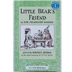 Little Bear Friends (Paperback)