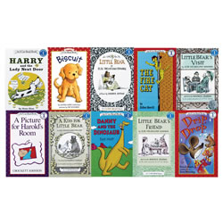 I Can Read Books Grades K-1 (Set of 10)