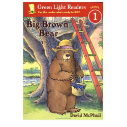 Big Brown Bear (Paperback)