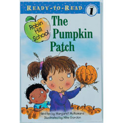 The Pumpkin Patch (Paperback)