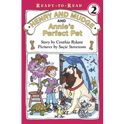 Henry and Mudge and Annie's Perfect Pet - Paperback