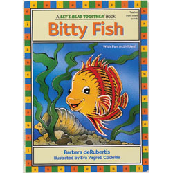 Bitty Fish (Paperback)