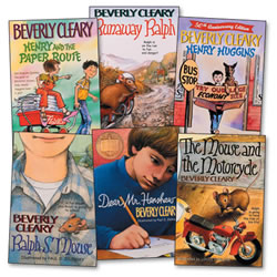 Beverly Cleary Book Set (Set Of 6)