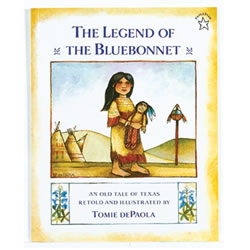 The Legend of Bluebonnet (Paperback)