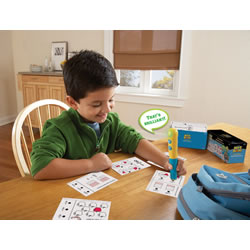 Hot Dots® Math Quiz Card Set