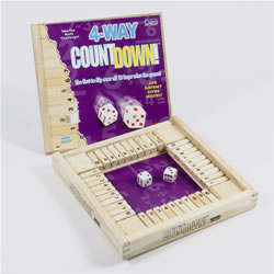 Four-Way Countdown Game