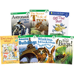 DK Readers Sets - Read Aloud Level 2 (Set of 10)