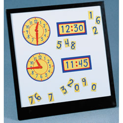 Magnetic Clocks