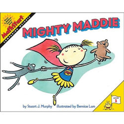 Mighty Maddie - Paperback