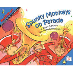 Spunky Monkeys On Parade - Paperback