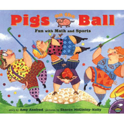 Pigs On The Ball
