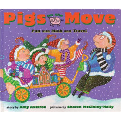 Pigs On The Move