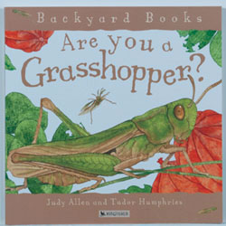 Are You A Grasshopper?