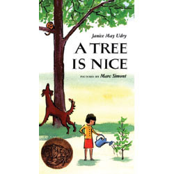 A Tree is Nice - Paperback