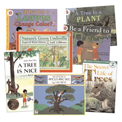 Learning About Trees Book Set (Set of 7)